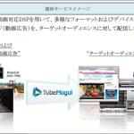 DAC、TubeMogul との資本業務提携ならびに国内動画 RTB 市場への参入