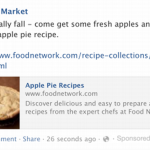 Facebook Exchangeで、「ニュースフィード枠」を購入可能へ(英文)