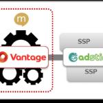 ミクシィのDSP「Vantage」、接続先SSPとしてユナイテッドの「AdStir」を採用しテスト配信開始
