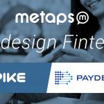 メタップス、ペイデザインを完全子会社化しフィンテック分野を強化