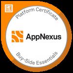 ジオロジック、米AppNexusの認定を取得
