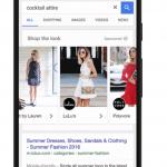 Google、新たなファッション向け検索広告「Shop the Look」を発表