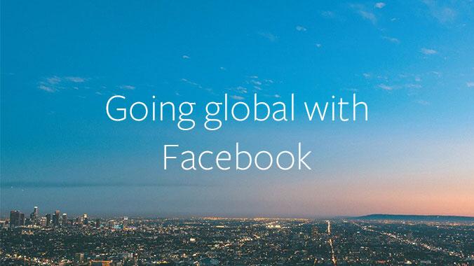 facebookグローバルキャンペーン