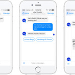 eBay、Facebook Messengeで商品購入できる「ShopBot」ベータ版をリリース