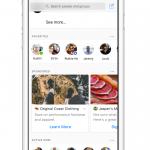 Facebook、「Messenger」に広告を表示するテストを開始