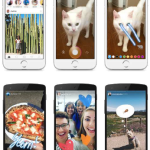 Instagram、「インスタグラムストーリーズ」における広告の試験運用を開始