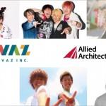 アライドアーキテクツとVAZ、若年層向け動画マーケティング支援で協業を開始