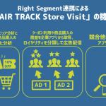 サイバーエージェントの「AIR TRACK」、O2Oマーケティングツール「AIR TRACK Store Visit」を提供開始