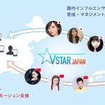 アライドアーキテクツ、中国向け動画インフルエンサーマネジメント会社「Vstar Japan」の事業本格開始
