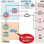 DNP、「DNPデジタルマーケティングプラットフォーム diip」のクラウド版を提供
