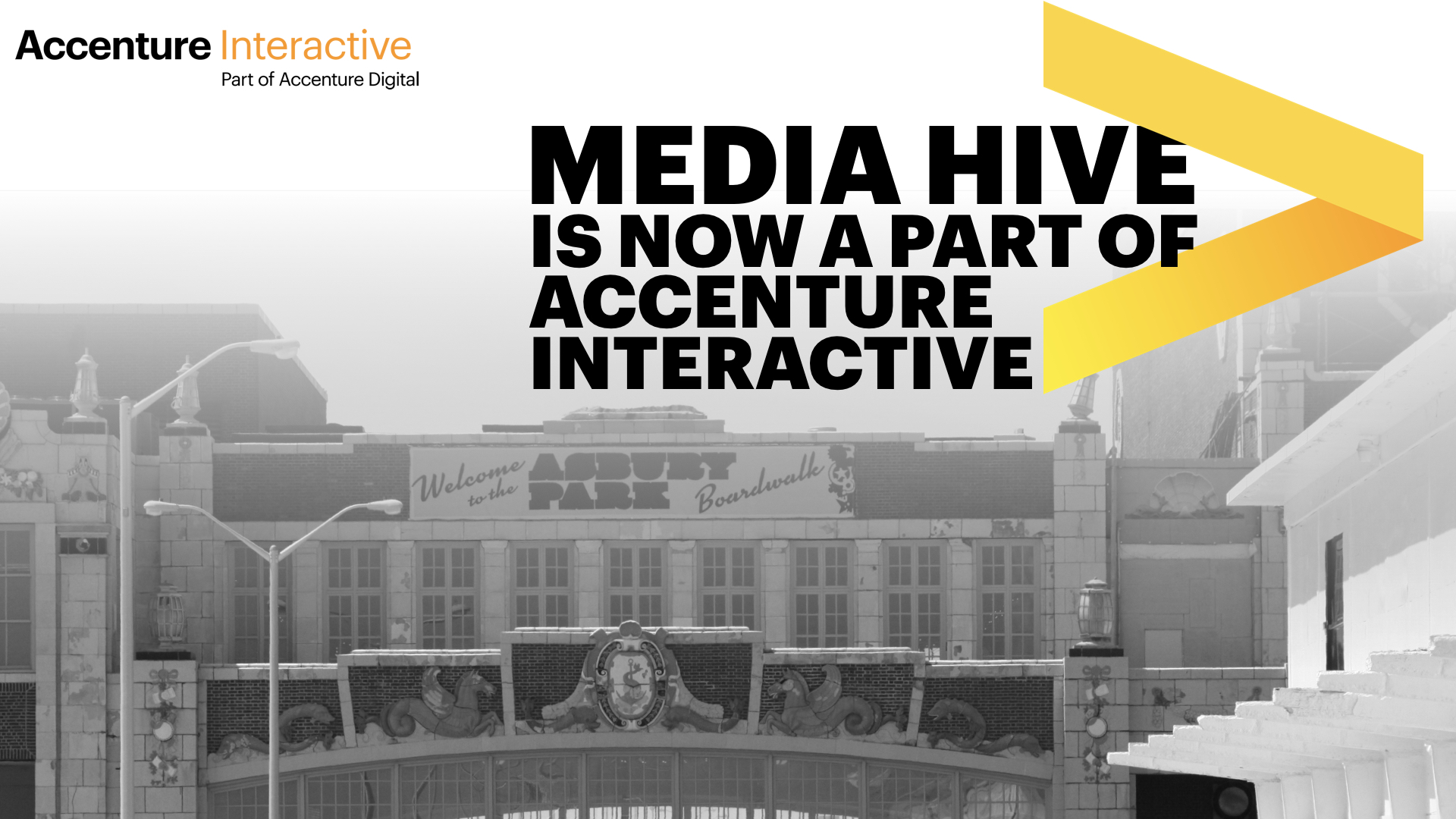 Accenture Acquires Media Hive to Expand Its Commerce Capabilities