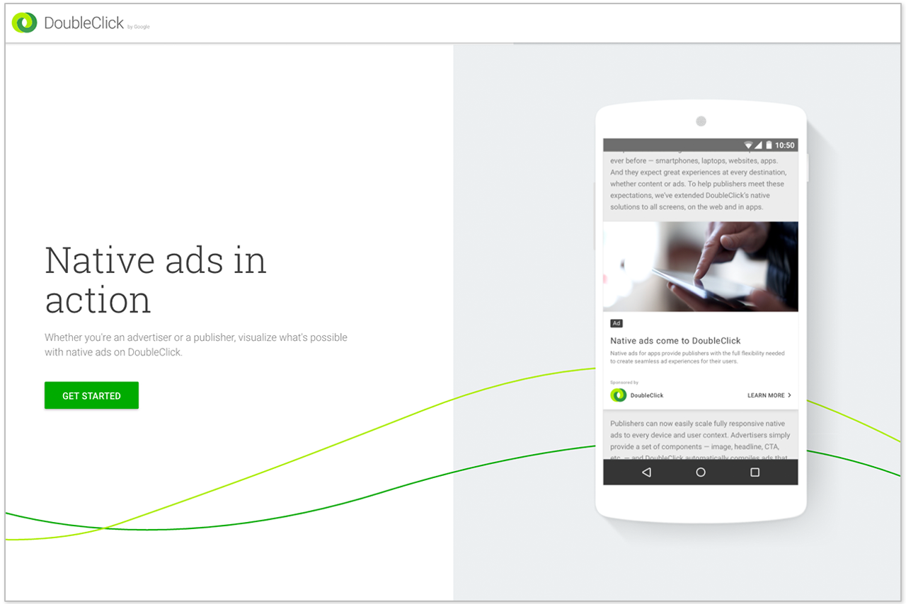 Programmatic native ads now available to all in DoubleClick Bid Manager