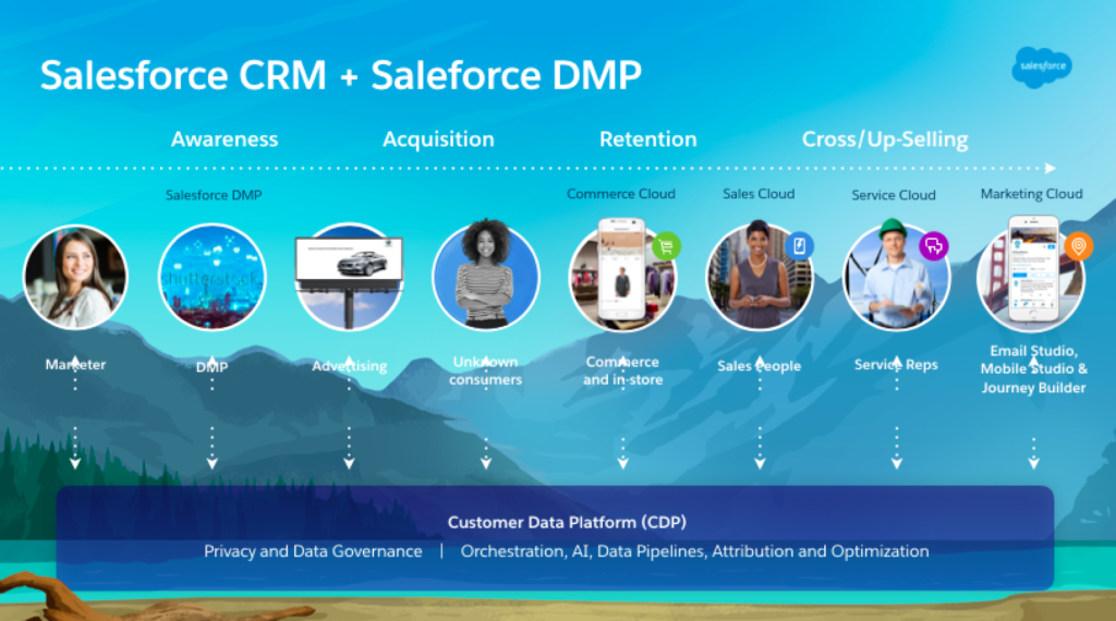 Krux salesforce dmp