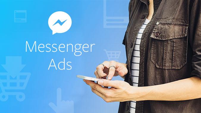 FacebookMessenger広告が世界中で利用可能に