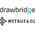 三井物産、クロスデバイス判定のDrawbridgeと戦略的資本業務提携
