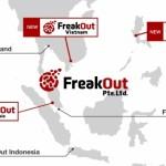 フリークアウトグループ、東南アジアの新拠点としてベトナム、マレーシア、フィリピン子会社を設立