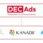 トランスコスモスの統合プラットフォーム「DECAds」、広告配信DSP「Criteo」「KANADE DSP」「AdRoll」と連携