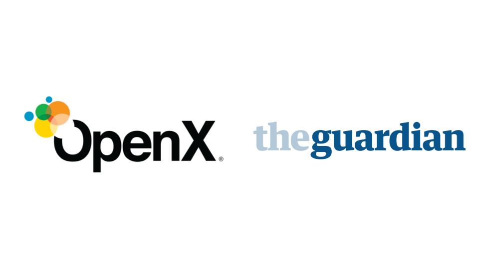 The Guardian Selects OpenX as Programmatic Partner to Maximise Inventory Value