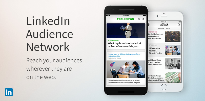 LinkedIn Audience Network