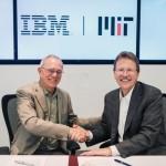 IBMとMIT、人工知能の共同研究に向けて研究機関を設立
