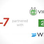 24-7、動画マーケティングプラットフォーム3社「Vidyard」「TwentyThree」「Wistia」とのパートナー契約を締結