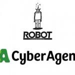 サイバーエージェント、若手クリエイターの発掘および支援などでロボットと提携