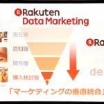 楽天と電通が共同設立した楽天データマーケティング、営業を開始