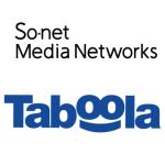 ソネット・メディア・ネットワークスのDSP「Logicad」、コンテンツディスカバリープラットフォームの 最大手「Taboola」との接続を開始