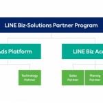 LINE、法人向けサービスの販売・開発のパートナーを認定する新パートナープログラム「LINE Biz-Solutions Partner Program」を発表