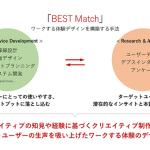 博報堂アイ・スタジオ、「デジタル領域のサービス構築」にあたって「対面調査による意識データ」を用いた最適なユーザー体験を創出するソリューション「BEST Match」を提供開始