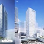 サイバーエージェント、Abema Towersなどに本社移転を発表