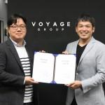 VOYAGE GROUP、韓国法人と合弁で海外向けモバイルゲーム事業を行うSelvasM社を設立