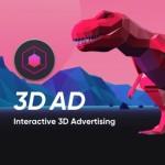VRize、3DCGを広告配信するインタラクティブアドネットワーク「3D AD」をローンチ
