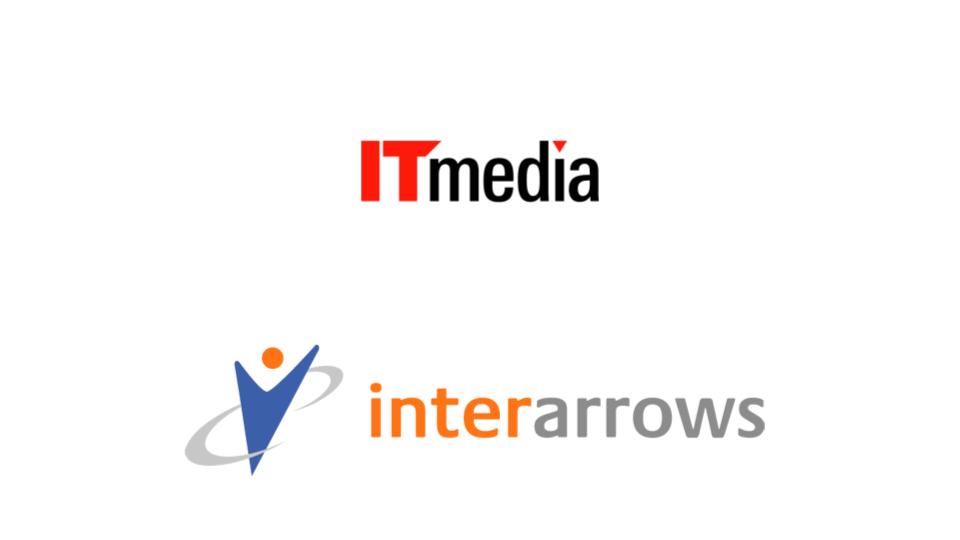 itmedia interarrows