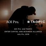 AOI Pro.、インフルエンサー・マーケティング企業「タグピク」と資本業務提携