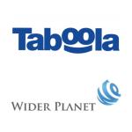 Taboola、韓国最大のDSPのワイダープラネットとの戦略的提携