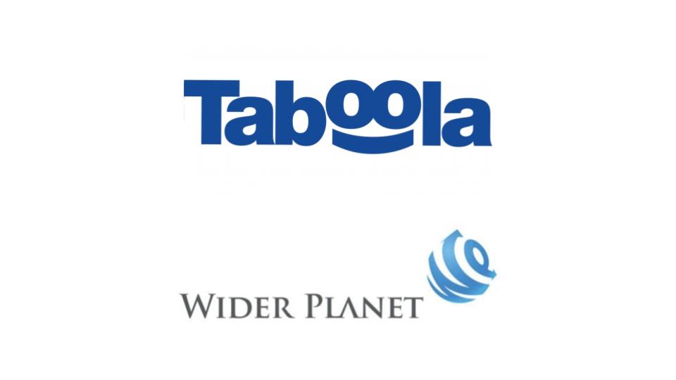 taboola widerplanet