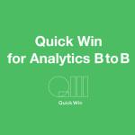 電通アイソバー、BtoBに特化した行動データ分析「Quick Win for Analytics BtoB」開始