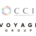 CCI、VOYAGE GROUPとの経営統合を発表