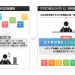 アドウェイズ、運用型広告データを統合管理する「STROBELIGHTS X」をリリース