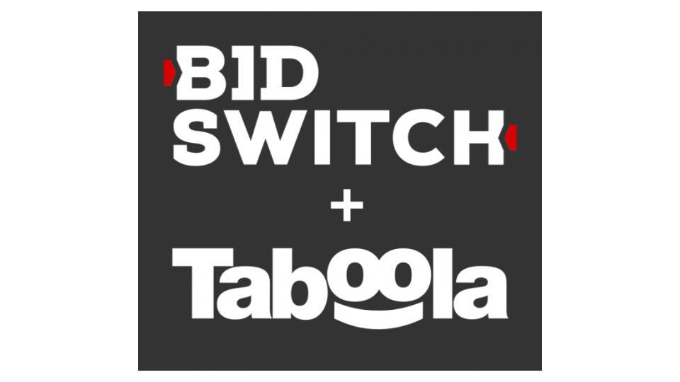 taboola bidswitch