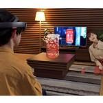 日本テレビ・博報堂・博報堂DYメディアパートナーズ、Mixed Reality(複合現実)を活用した未来の体験型テレビCM「MR CM」のプロトタイプを開発