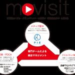 博報堂、「テレビ・デジタル」横断で来店効果の最大化を目指す専門チーム「movisit」を始動