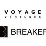 外国人YouTuberを組織するブレイカー、VOYAGE VENTURESから出資