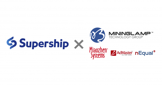 SupershipとMininglamp Technology