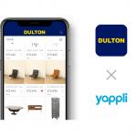 Yappli、ECコネクト機能をリリース 〜ダルトンの公式アプリと連携〜