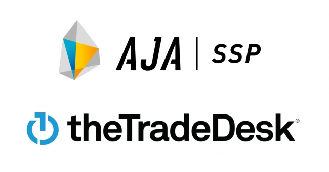 AJA SSP、米国大手DSPの「The Trade Desk」とRTB接続を開始