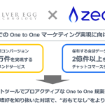 シルバーエッグ・テクノロジー、Zealsが業務提携
