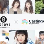 AnyMind GroupのCastingAsia、インフルエンサープロダクションのGROVEと戦略的パートナーシップに合意