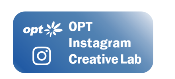 OPT Instagram Creative Lab